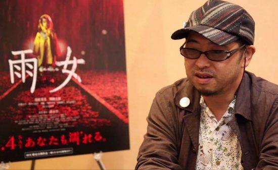 日本のホラーを世界に広めた清水崇監督に聞く!新作『雨女』公開!